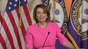 'The White House is crying out for impeachment', Pelosi says while calling on intervention from family, staff