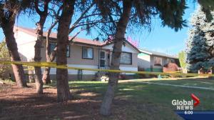 Police investigate suspicious death in north Edmonton