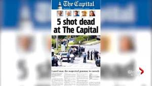 Capital Gazette releases newspaper morning after deadly newsroom shooting