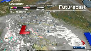 Edmonton Weather Forecast: Nov. 8