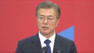 New South Korea president vows to address North Korea