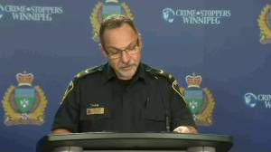 Winnipeg Police say there's been an incredible dramatic increase of fentanyl