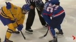 Joint North/South Korean ice hockey team makes debut