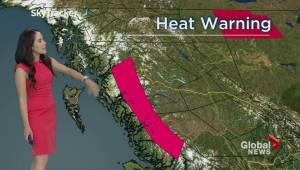 B.C. evening weather forecast: Aug 4