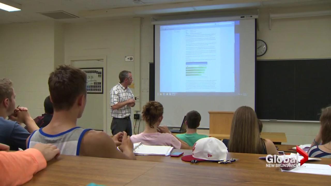 New brunswick canada mature student assistance
