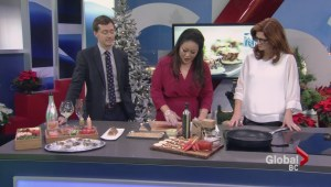 Serving seafood at your holiday party