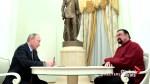 Russia tasks Steven Seagal with improving U.S. ties