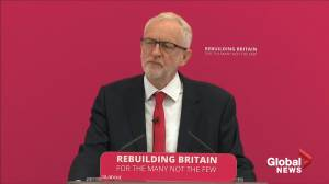Corbyn says Labour will do everything possible to block no-deal