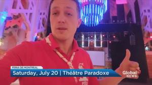 Community Events: Theatre Paradoxe