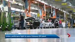 Fallout from news of General Motors Oshawa plant closure announcement