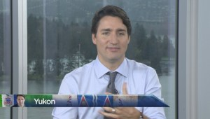 PM Justin Trudeau's connection to Yukon