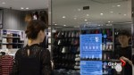 Japanese 'Smart mirror' transforms shopping experience