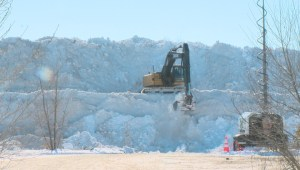 Over 16,000 truckloads of snow removed from Lethbridge streets this winter