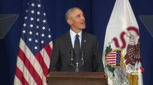 Obama: The biggest threat to our democracy is indifference