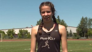 Kingston track star Anna Workman is off to Jamaica