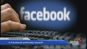 Facebook denies it censors conservative news