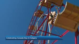 Canada Day Celebrations in Calgary
