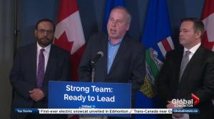 Former Edmonton Eskimos CEO running for UCP in Alberta election