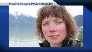 Frantic search for well known B.C. filmmaker