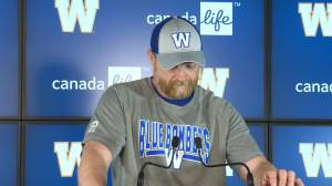 RAW: Blue Bombers Mike O'Shea Media Briefing – July 11