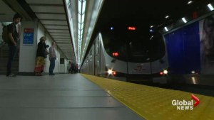 Union subway station done but overall revitalization still two years away