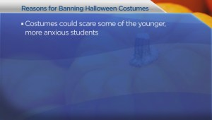 Halloween costumes banned at new Winnipeg school