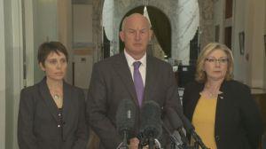 'Non-financial settlement' made with B.C. legislature clerk Craig James
