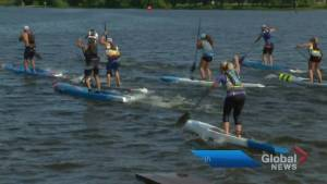 Ontario SUP Series makes waves in Peterborough