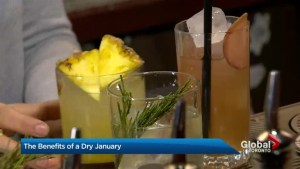 'Dry January': How one Toronto Bar is making it easier for people to go booze-free