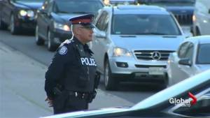 Toronto Mayor John Tory deploys new tool to improve traffic congestion