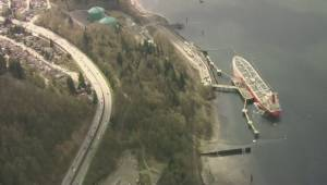 Poll shows support for Kinder Morgan pipeline expansion growing in B.C.