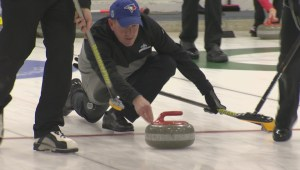 Curling teams arrive in Saint John to play for a cause