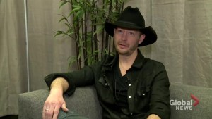 'This is very, very black and white': Paul Brandt discusses human trafficking with Durham Regional Police Service