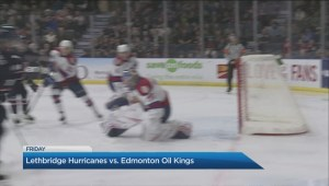 Oil Kings down Hurricanes 5-1