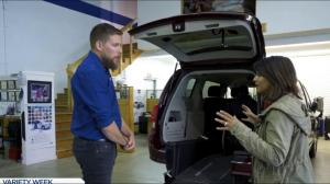 Variety Week: Funding van conversions for families in need