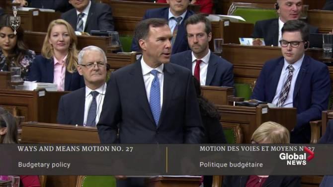 Liberals' 2019 budget includes billions for seniors, jobs