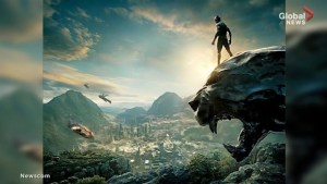 'Black Panther' continues to break records for comic book films