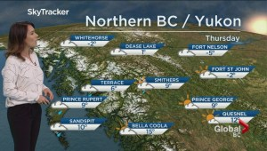 B.C. evening weather forecast: Apr 3