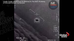 Pentagon confirms existence of $22m UFO program, releases incident videos