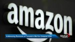 Amazon quashes rumours of Toronto making next cut for HQ2