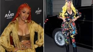 Cardi B and Nicki Minaj call truce over ongoing feud