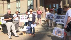 Proposed Halifax development faces opposition by local group