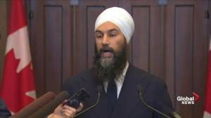 Federal Budget 2019: Singh says better ways to 'raise concerns' then budget disruption