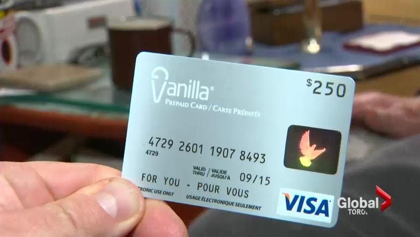 MasterCard apologizes, reimburses Ontario man after prepaid credit