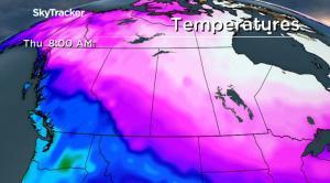 Saskatoon weather outlook: arctic air dominates the forecast