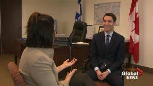 André Fortin settles in as Quebec transport minister