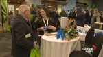 High interest in legal weed at business-oriented cannabis convention in Calgary