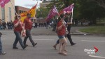 Annual parade celebrates labour movement in Saint John