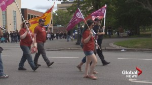 Annual parade celebrates labour movement in Saint John