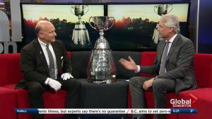 It takes 6 hours to make the Grey Cup 'pop!': keeper of the cup